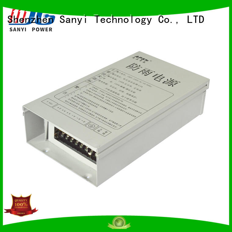 Sanyi metal constant voltage led driver energy-saving for camera