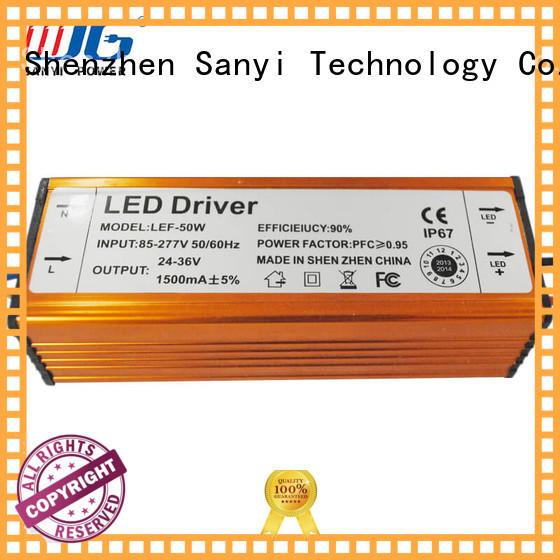 Sanyi Wholesale led strip lights power supply power box for cctv