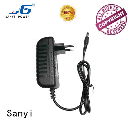Sanyi Best 5v 500ma power adapter factory for camera