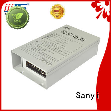 metal outdoor led power supply inquire now for led Sanyi