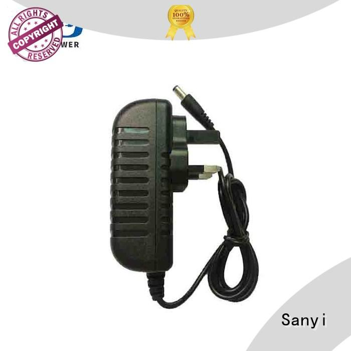 wall cctv power adapter wall camera Sanyi
