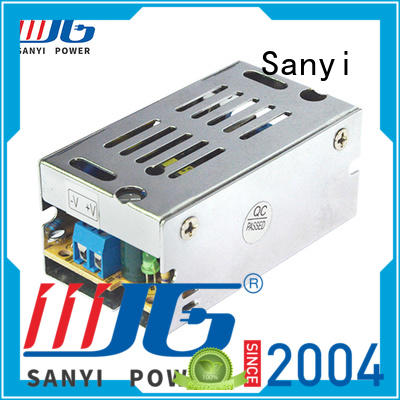 Sanyi top brand smps transformer factory for camping