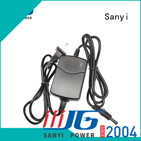 Sanyi New ac dc adaptor 120vac 60hz manufacturers for electronics
