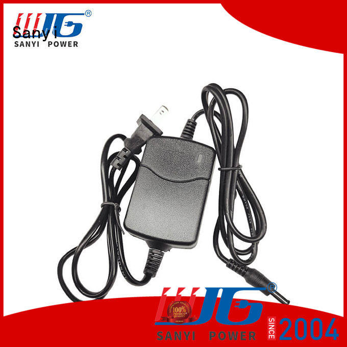 Sanyi popular electric cord converter company for laptop