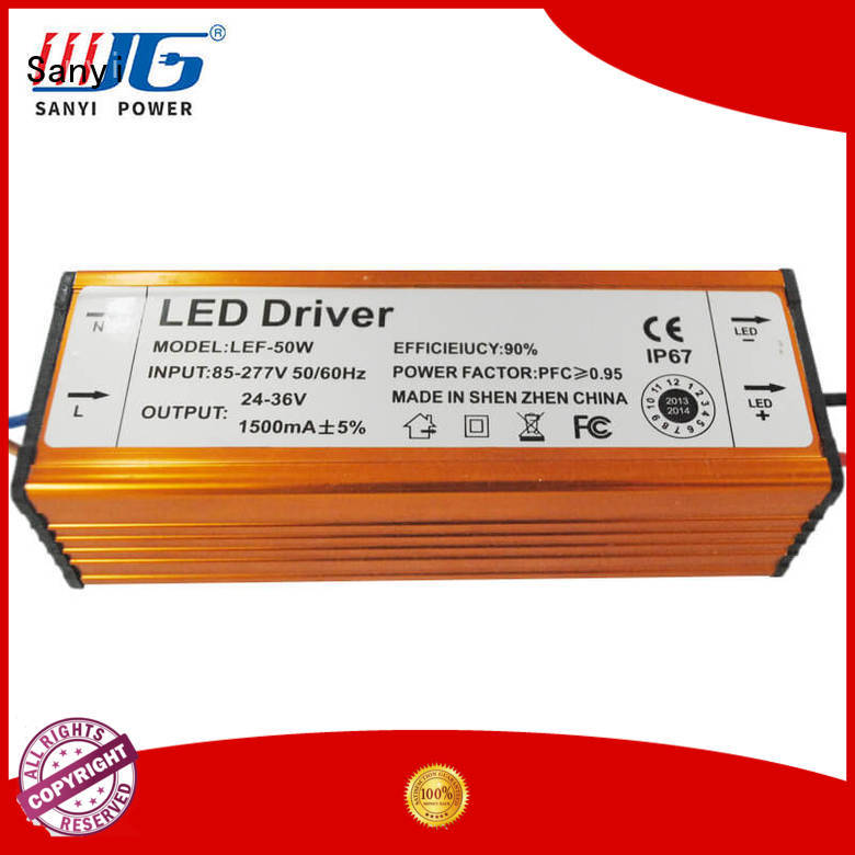 driver led outdoor for driver Sanyi