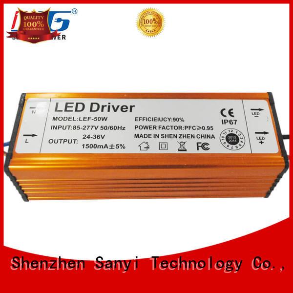 Custom power led driver lighting energy-saving for driver