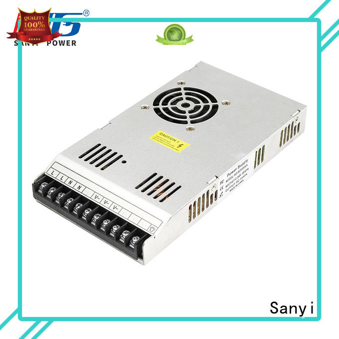 Sanyi best supplier switching power supply 12v 10a for business for tour