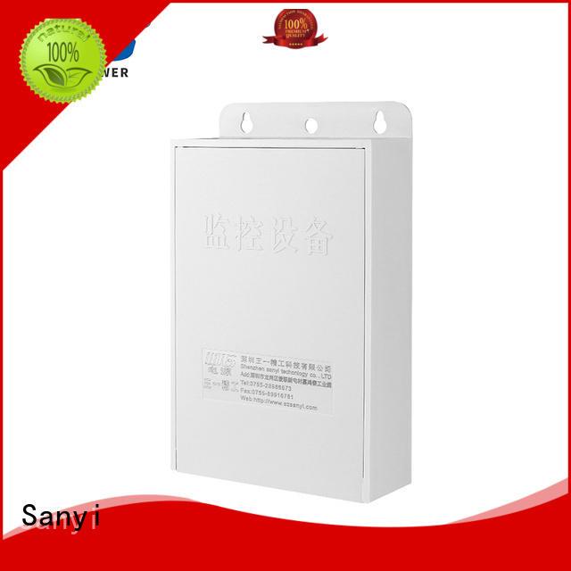high quality cctv power supply 12v road security camera