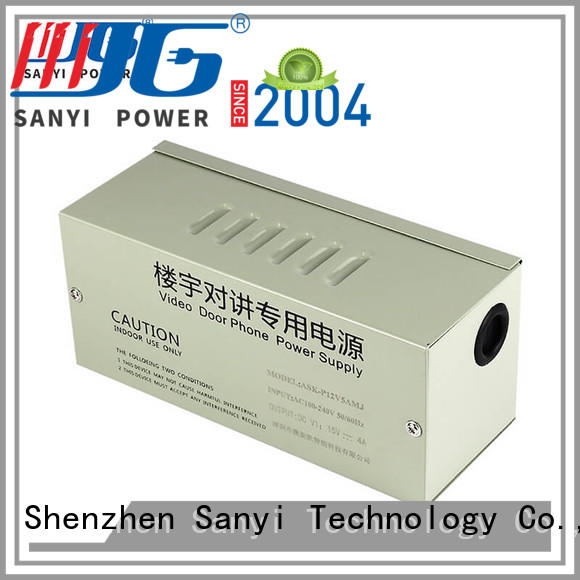 Sanyi high-end cctv power supply installation monitoring security camera