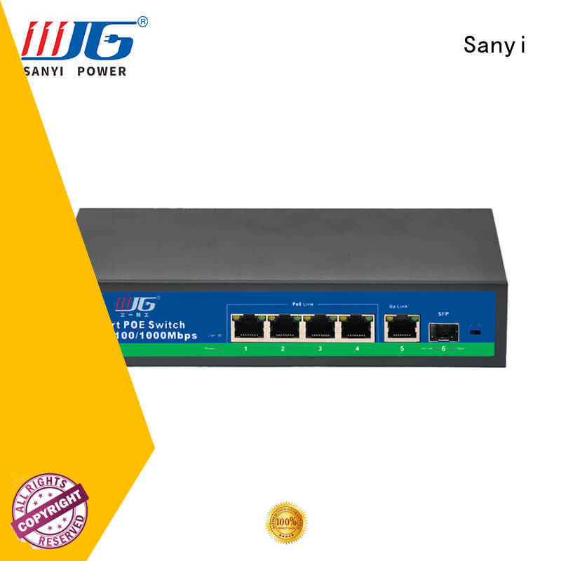 Top switch poe switch high quality for camera