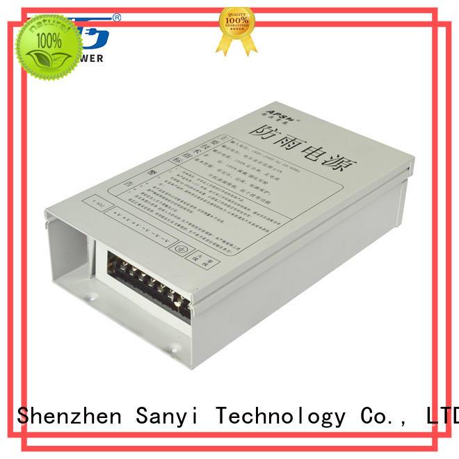 Sanyi box led power supply power box for led
