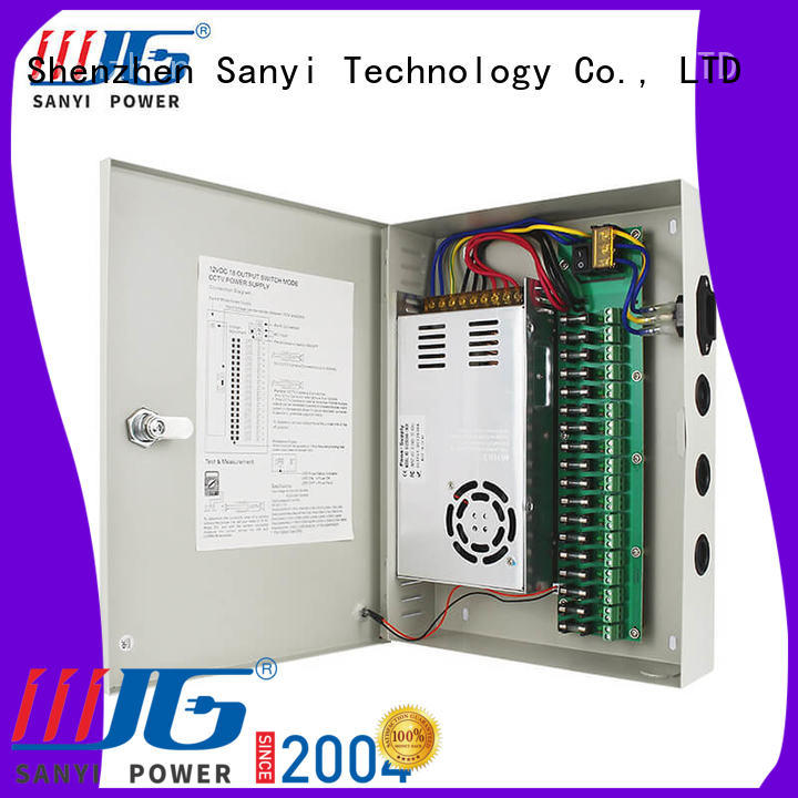 Sanyi High-quality camera power pack road for led