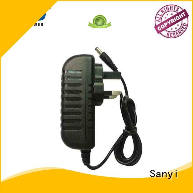 Sanyi popular 12v dc adapter best design for laptop