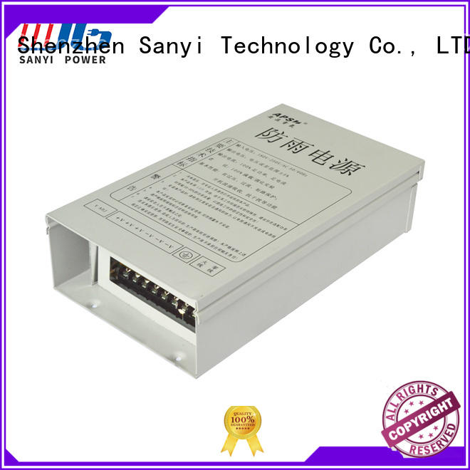 Sanyi High-quality led driver power supply power box for led