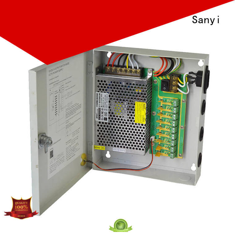 Latest pulse power supply high-end monitoring for cctv