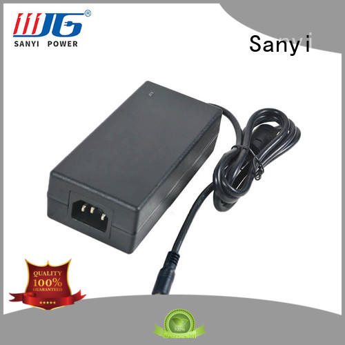 Sanyi energy-saving ac cable adapter manufacturers for electronics