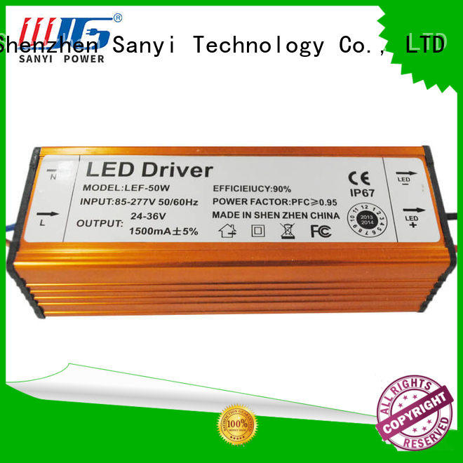 Sanyi camera power led driver inquire now for driver