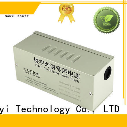 power supply for cctv 12vdc channel system for camera Sanyi
