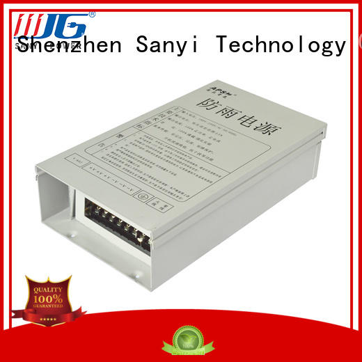 aluminum led power supply driver for cctv Sanyi