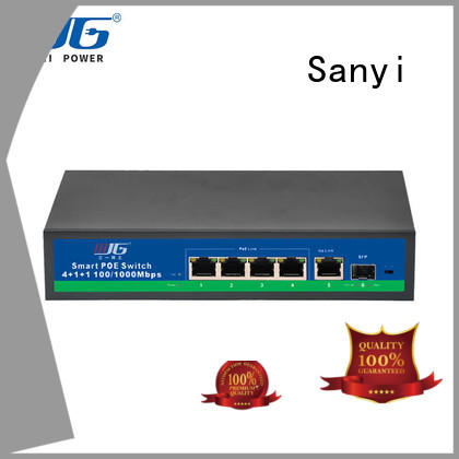 Wholesale poe switch 4 port hot-sale free sample for electronics