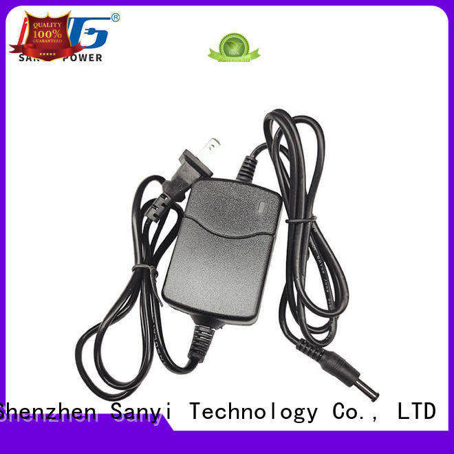Sanyi energy-saving 12v dc adapter factory for laptop