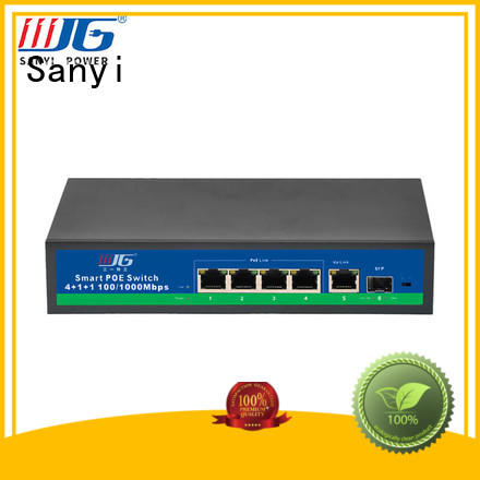 Sanyi High-quality poe switch best price for electronics