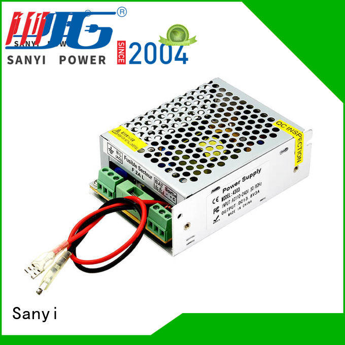 Sanyi high-end fiche crpe eps Supply for power