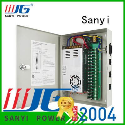 Sanyi Top security camera power cord monitoring for camera