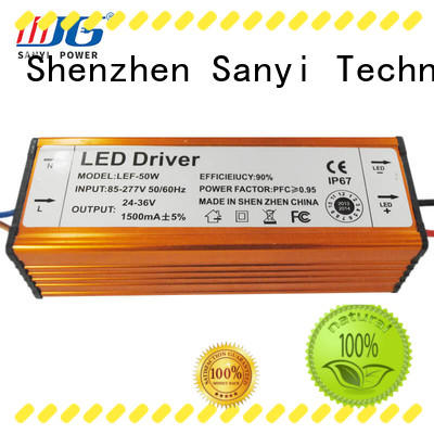 Sanyi outdoor power led driver power box for driver