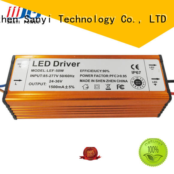 Sanyi High-quality led driver 12v power box for camera