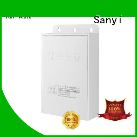 Sanyi durable camera power supply power for illuminator