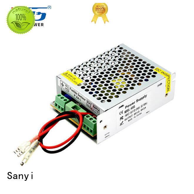 battery backup power supply high-end for cctv Sanyi