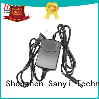 Sanyi popular 9v 2.0 a power adapter for business for desktop