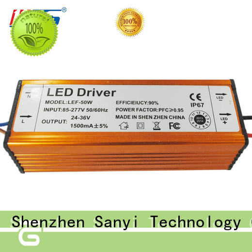 Sanyi Wholesale power led driver energy-saving for driver