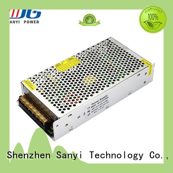 top brand 12v computer power supply popular Sanyi