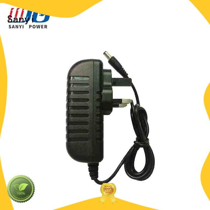 Sanyi New 20 volt ac adapter manufacturers for electronics