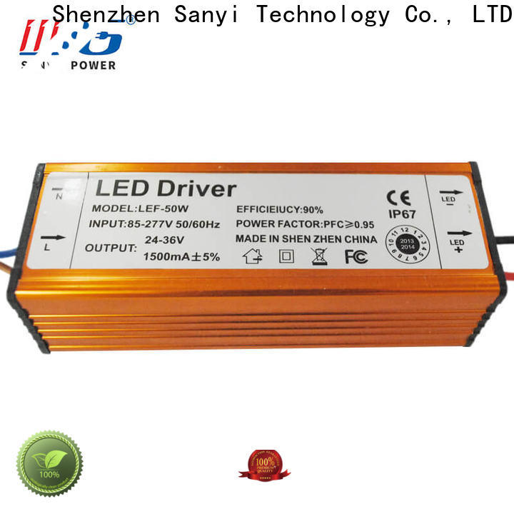 Sanyi led led driver power supply inquire now for cctv