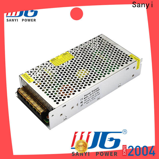 Sanyi popular industrial computer power supply custom for dc