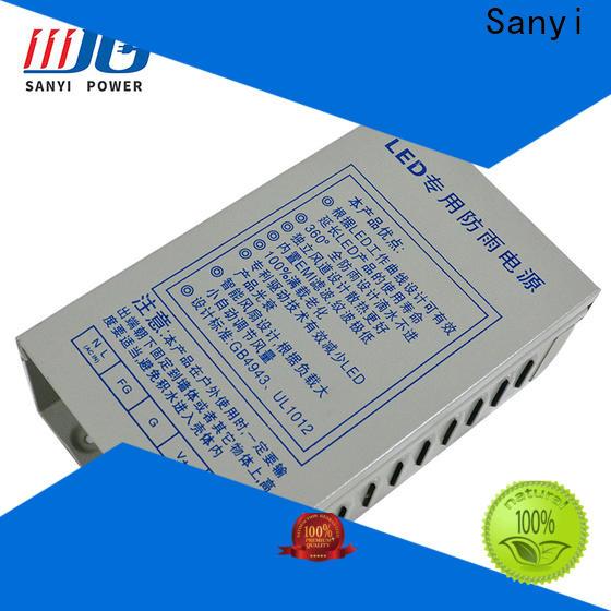 Sanyi Wholesale power led driver power box for led