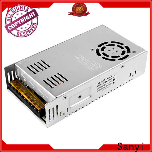 Sanyi High-quality 25 amp switching power supply for business for equipment