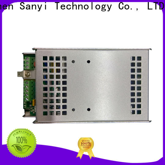 Sanyi long lifespan eps switching power supply Supply for emergency