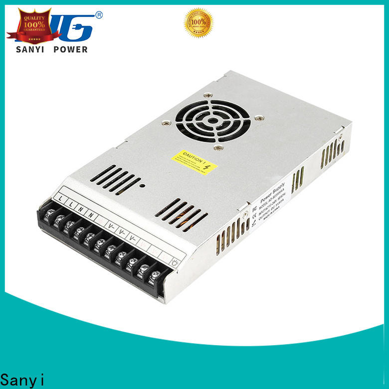 Sanyi Wholesale ac and dc power supply company for camping