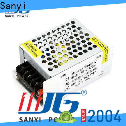 Sanyi Wholesale smps power cable Supply for tour