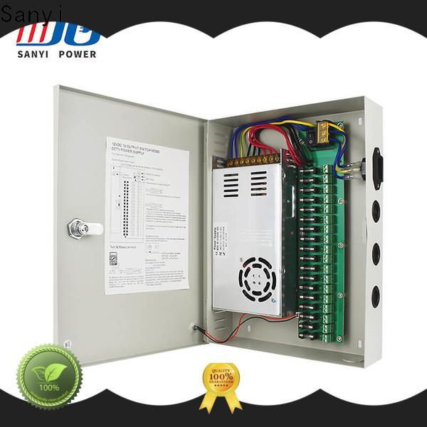 Sanyi New cctv transformer power security camera