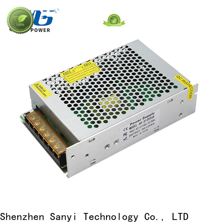 Sanyi top brand switch mode power supply filter factory for lights