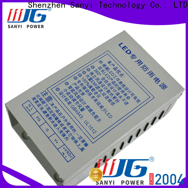 New led power driver waterproof power box for cctv