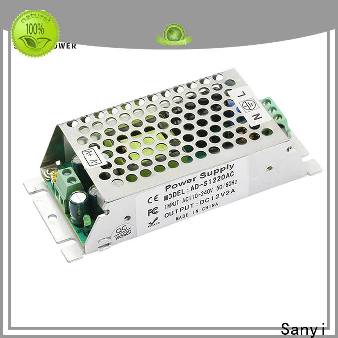 Sanyi Wholesale 30v power supply company for led