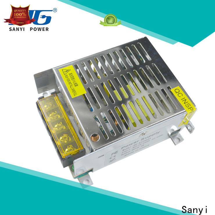 Sanyi Custom ac switching power supply factory for led