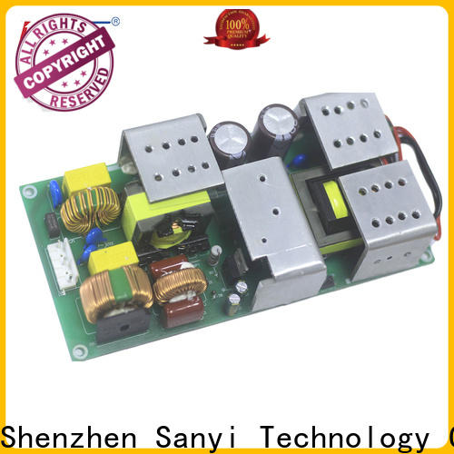 Sanyi bulk production open frame power supply free sample for digital device
