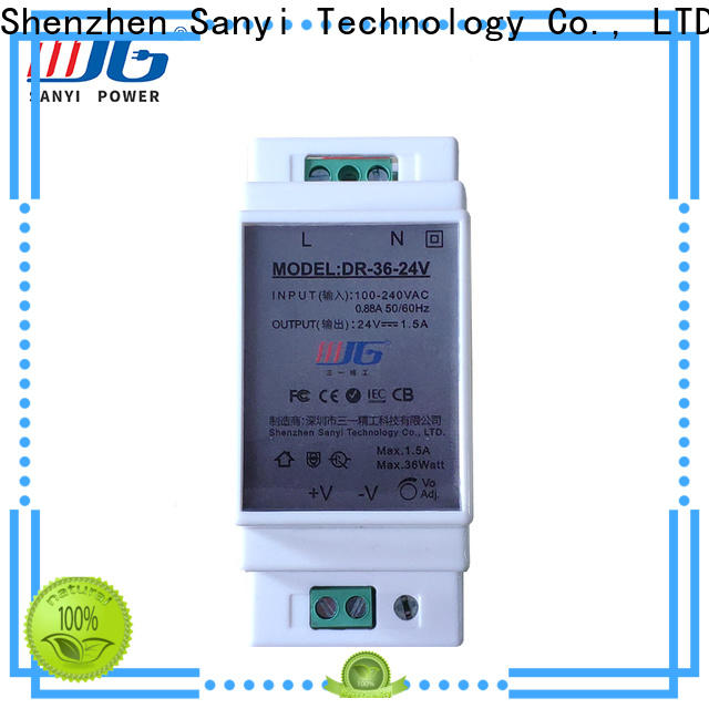Sanyi Wholesale din-rail power supply inquire now for equipment